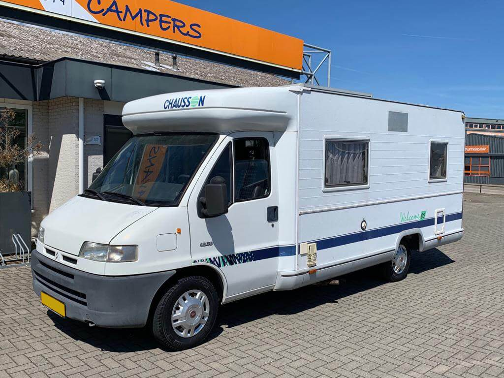 Chausson welcome 80