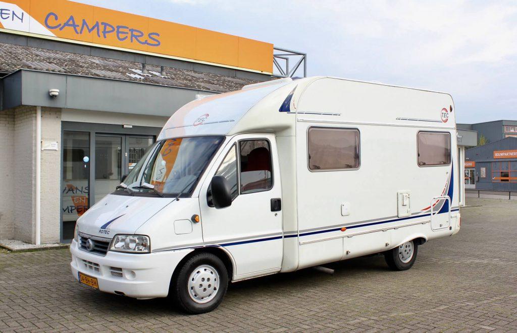 TEC 5850 TI Camper